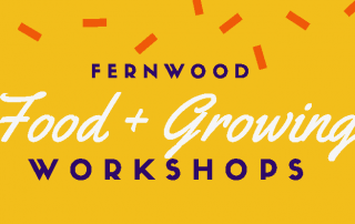 Food + Growing Workshops