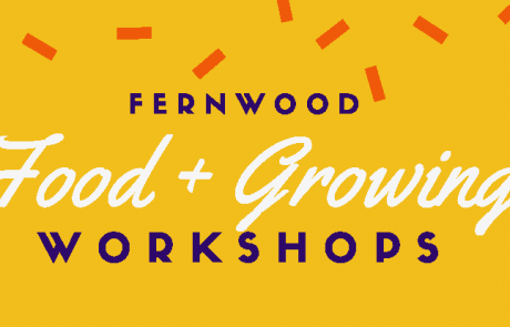 Food + Growing Workshops