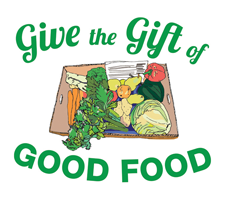 Give the Gift of Good Food