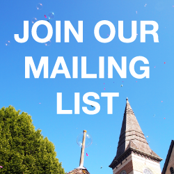 Join out mailing list