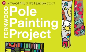 Pole Painting Project 2015