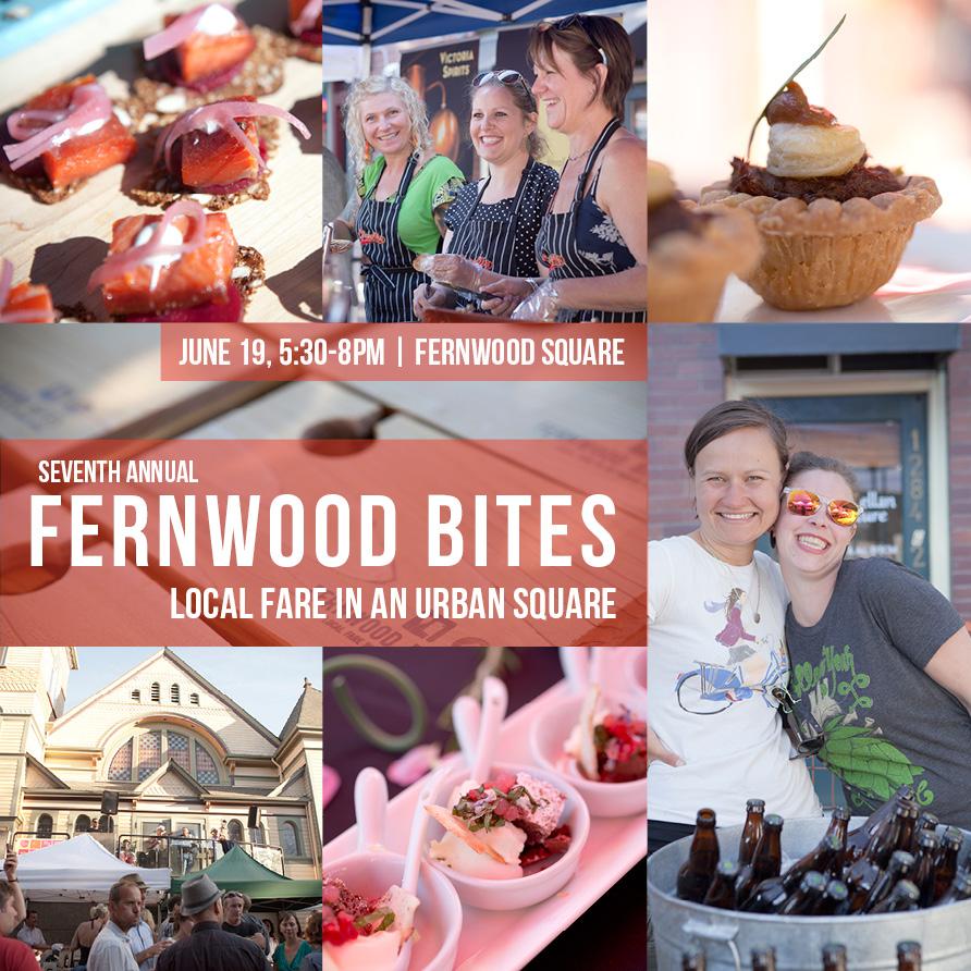 Fernwood Bites 2016