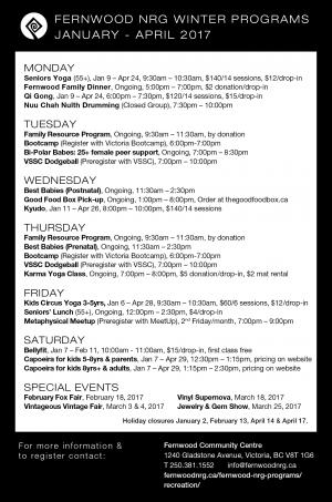 programguide_winter2017_fernwoodcommunitycentre