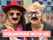 Volunteer with us at FernFest 2017