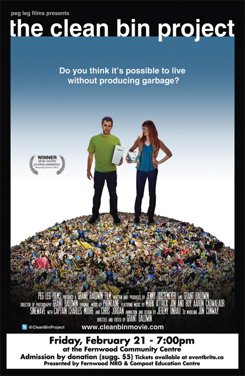 The-Clean-Bin-Project-Film-Poster-Fernwood-NRG-Victoria-BC