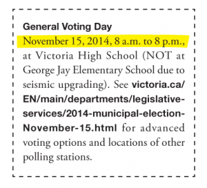 General-Voting-Day-Victoria-Election-2014-Fernwood-NRG