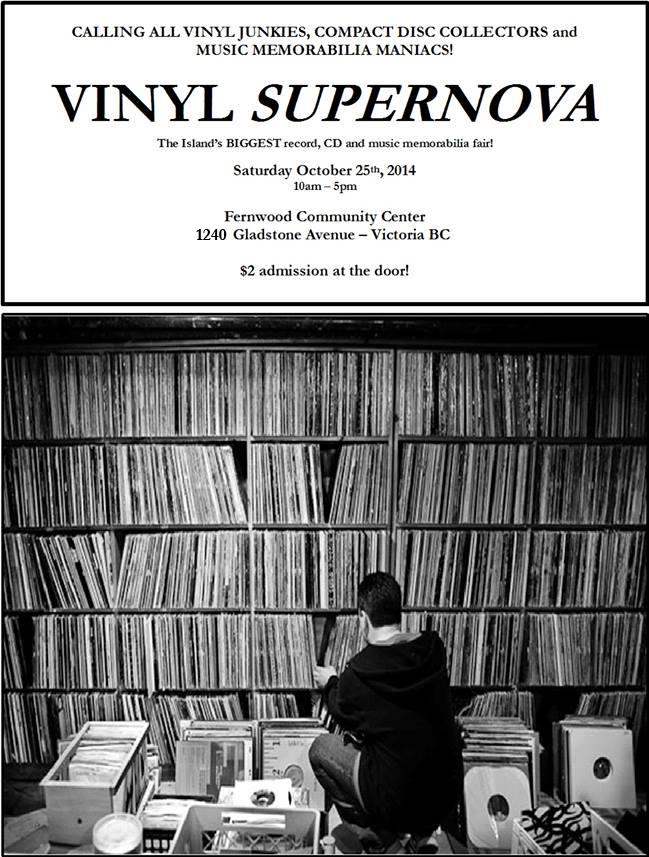 Vinyl Supernova