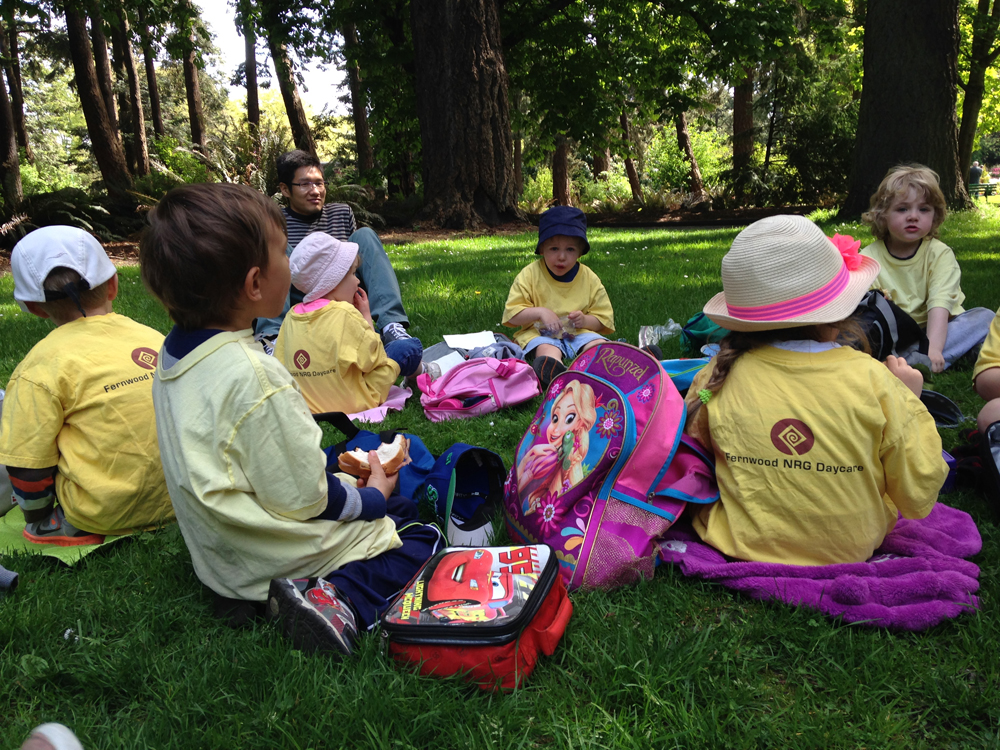 Child-Care-Picnic-Fernwood-NRG-Victoria