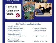 Free Program Week