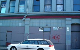 Cornerstone Building 2003