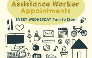 Employment & Income Assistance Appointments