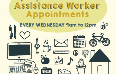 Income Assistance Poster