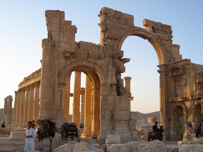 Syria. Photo:Erica Gies
