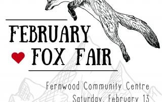 February Fox Fair 2016