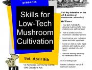 Mushroom Cultivation Intensive