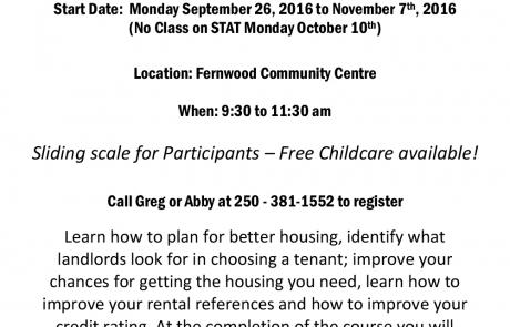 Ready to Rent 2016 Fernwood NRG Victoria