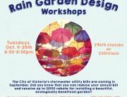 Rain Garden Workshop Series 2016 Fernwood NRG