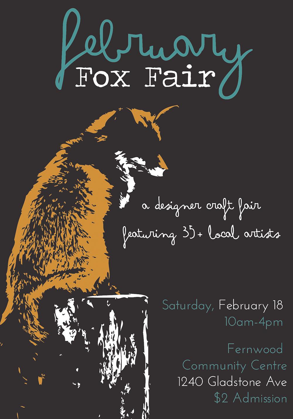 February Fox Fair 2017