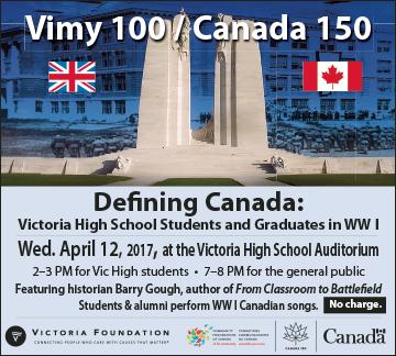 Vimy 100 / Canada 150