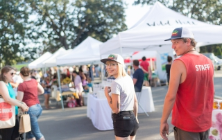 Oaklands Sunset Market
