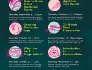 Food + Growing Workshop Series_Fall2017