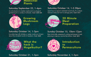 Food + Growing Workshop Series_Fall2017