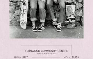 Ladies Skate Night Fernwood July 16 2017