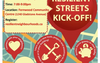 Resilient Streets Kick-off