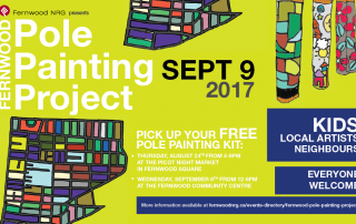 Pole Painting Project Poster 2017