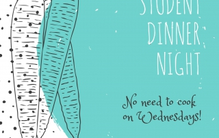 Fernwood Student Dinner Night