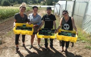 Fernwood Helping Hands Photo: Mila Czemerys