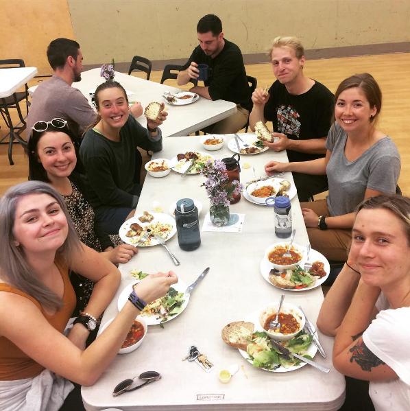 Fernwood Student Dinner Night
