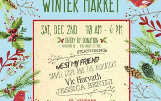 West Coast Winter Market 2017