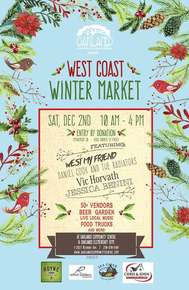 West Coast Winter Market 2017