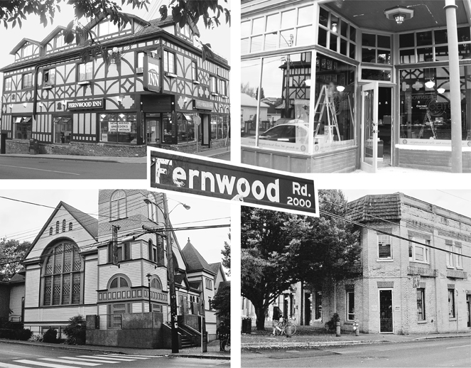 Four Corners of Fernwood