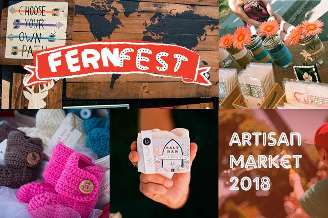 FernFest-Artisan Market