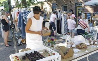 Picot Night Market by Rachel Willson