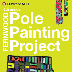 Pole Painting Project 2018