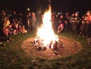 Fernwood Halloween Bonfire