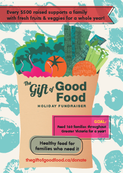 The Gift of Good Food 2018