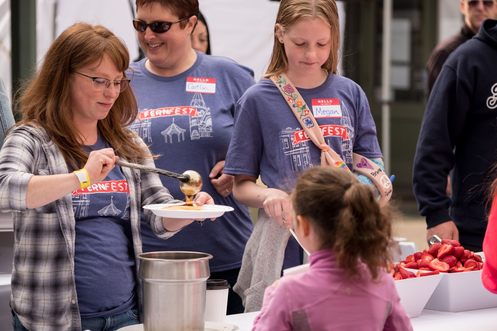 Volunteer at FernFest