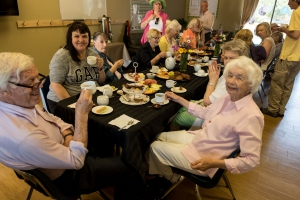 Seniors High Tea
