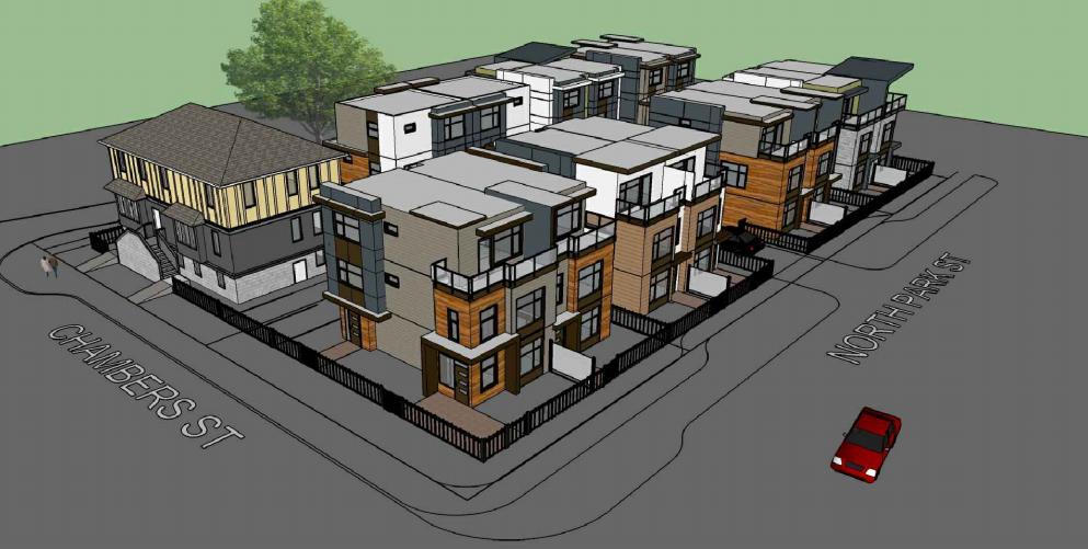Current Design Alan Lowe Architect Inc.