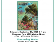 Watershed Celebration Poster
