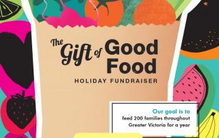 The Gift of Good Food Fundraiser 2019