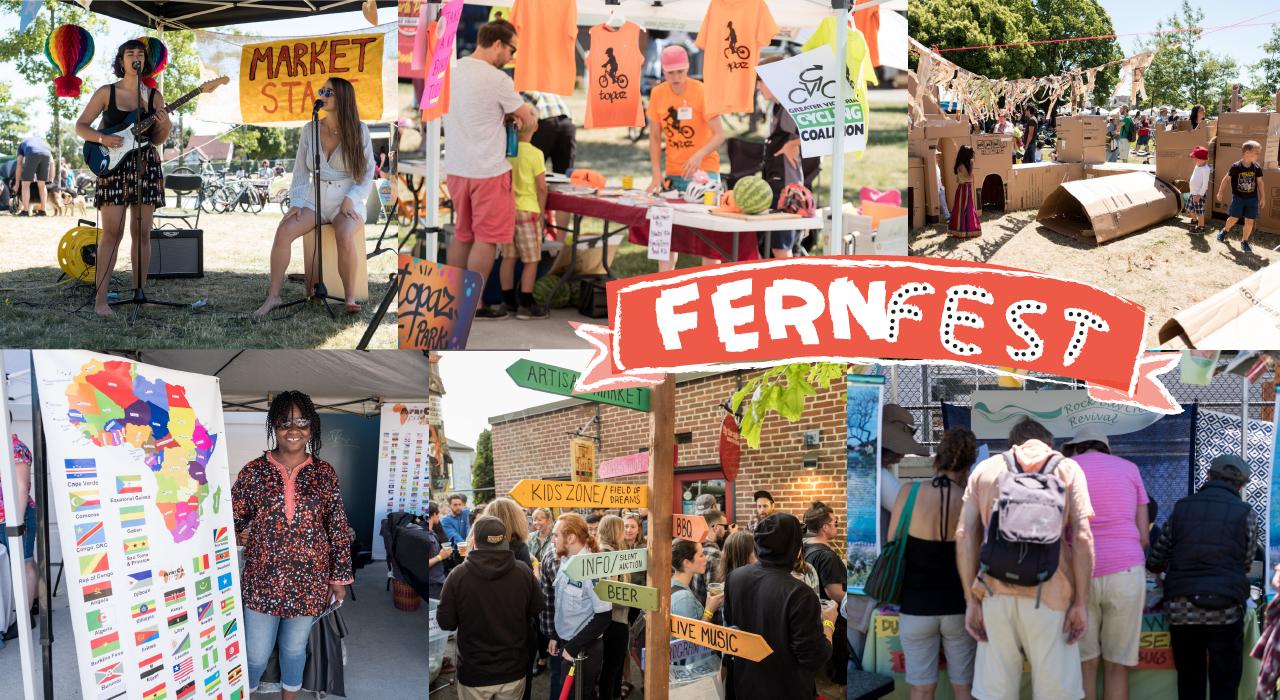 FernFest 2020 Non-Profit Hub