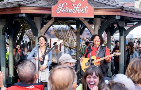 FernFest 2019 Old Soul Rebel Photo: Webmeister Bud