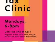 Fernwood Community Centre Tax Clinic 2020