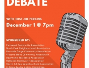 All-Candidates Debate 2020