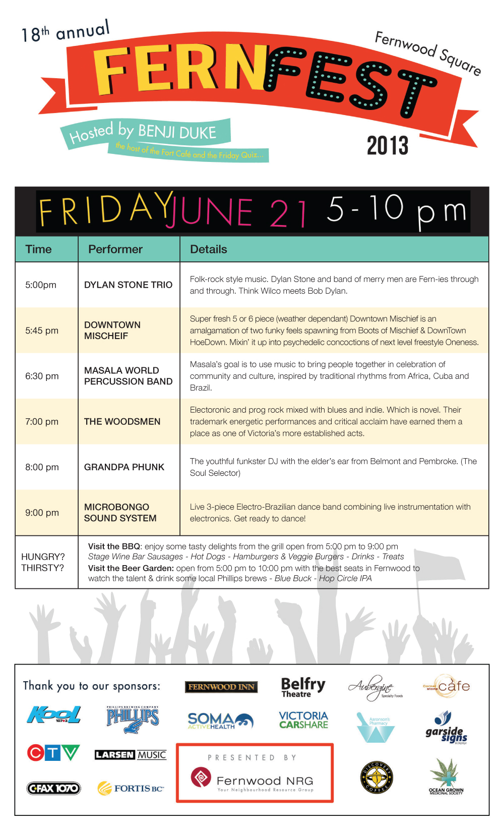FernFest2013_FridayProgram